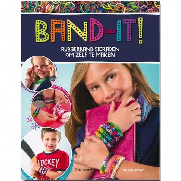 BAND-IT elastiek sieraden armbandjes boek 059.17216