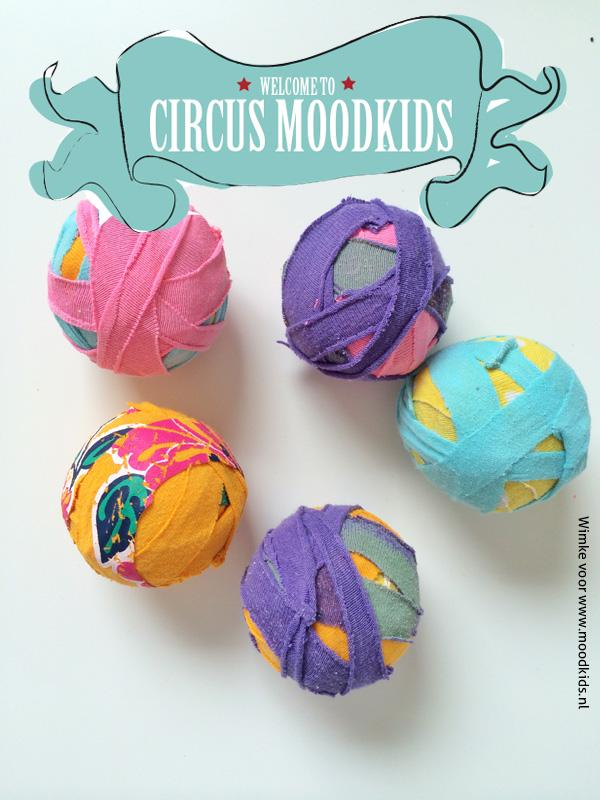 circusballen maken
