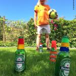 Spelletjesparcours voor in de vakantie