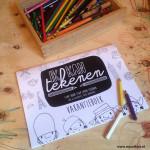 Stap voor stap leren tekenen