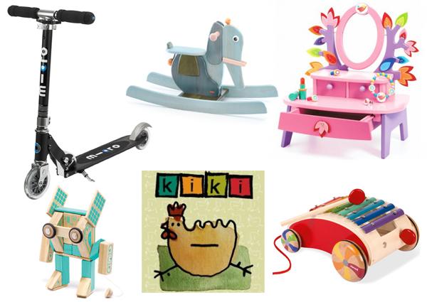 Speelgoed Kiki