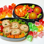 ABC back to school bento