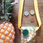 DIY Budget tasje maken