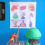 DIY Speelgoedposter