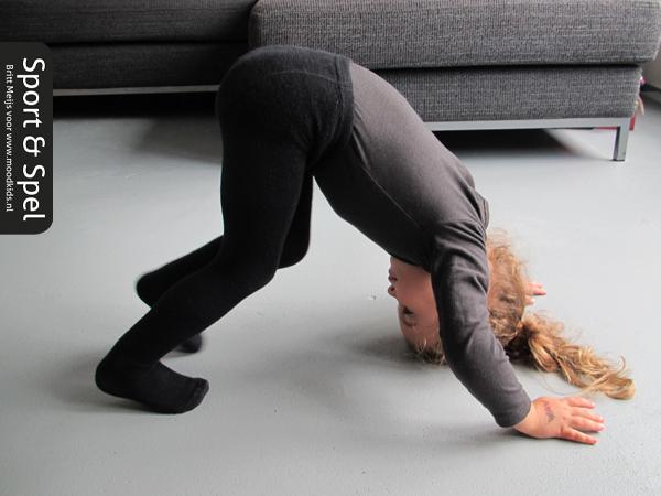 tips yoga voor kinderen