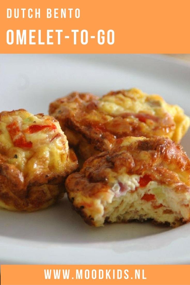 Omelet is lekker als ontbijt of lunch. Of in de broodtrommel. Deze omelet in bakblik maak je makkelijk van te voren. Tip: stop er ook wat groente in. Hier vind je het recept.