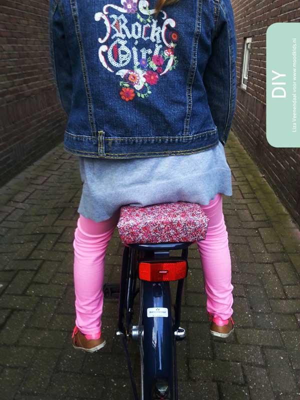 fietszitje zelfmaken