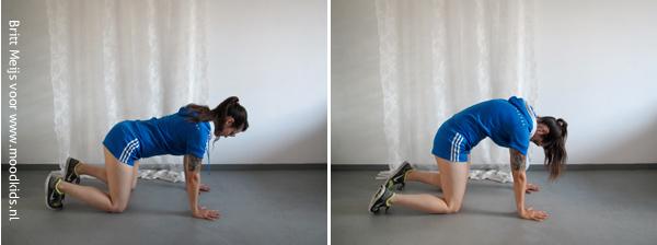 rug versterken oefening 1