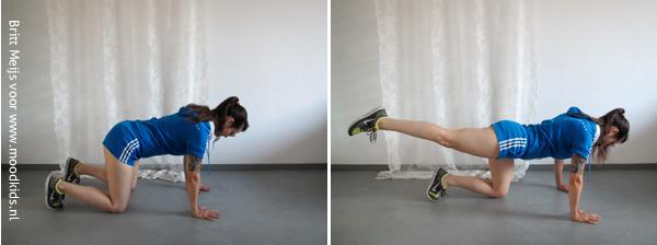 rug versterken oefening 2