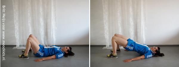 rug versterken oefening 3