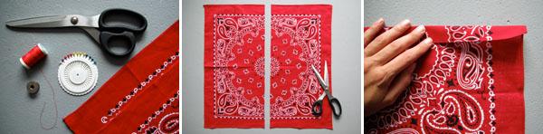stap voor stap kimono maken