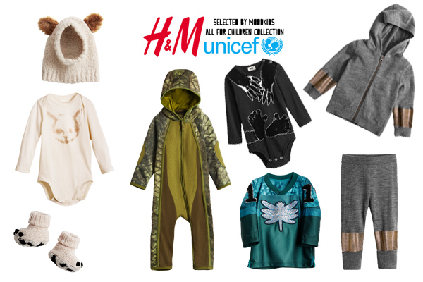 BABY all for children collectie H&M unicef