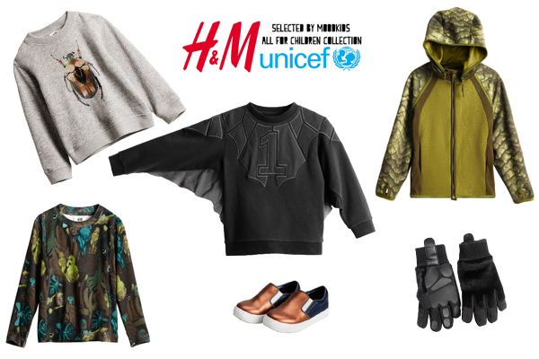 boys all for children collection 2014 HM Unicef