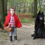 Maak je eigen roodkapje cape