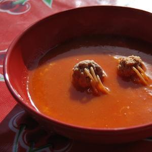 halloween soep recept 3