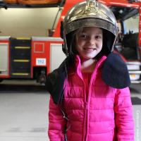 Ik word later: brandweervrouw, melkboerin of burgemeesteres!
