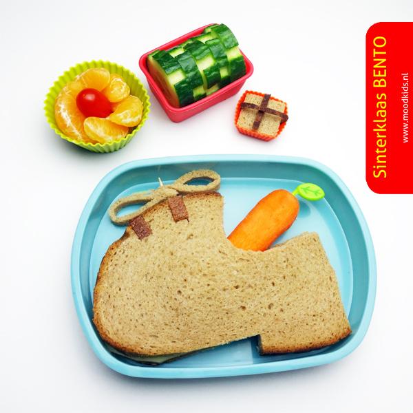 bento lunch sinterklaas lunchtrommel