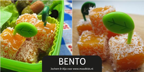 Gezond snoep maken - een lekker en eenvoudig recept met pompoen waarmee je gezond snoep maakt dat je mee naar school kunt geven. Je vindt het recept hier.