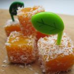 Turks fruit van pompoen maken