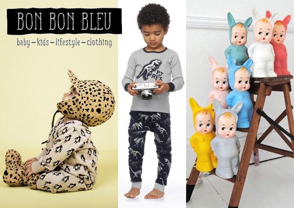 Bon Bon Bleu