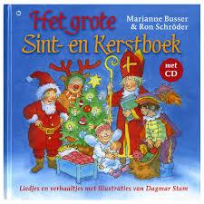 grote sint en kerstboek