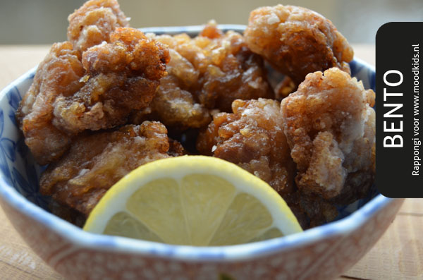 japanse gezonde kipnuggets maken