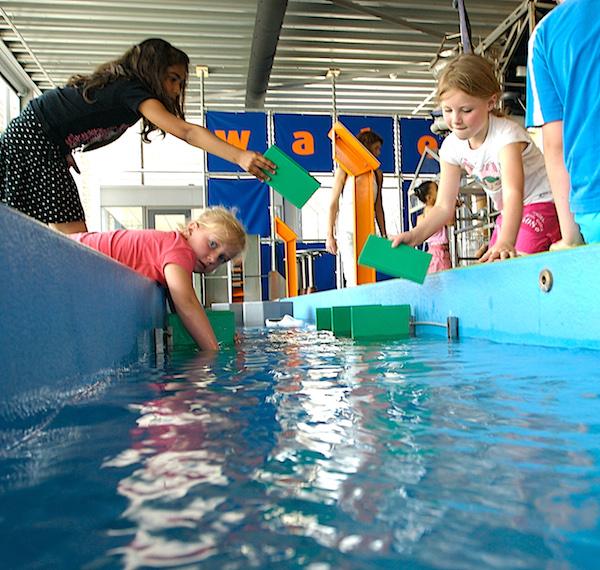 leuk museum voor kinderen Watertheater