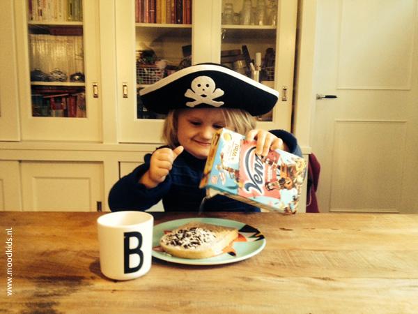 piraat bobbi voor VENZ