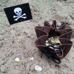 Piraten DIY: Op zoek naar goud