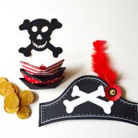 De Piratenhoed van Zwartbaard