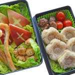 Sints mini sandwich bento