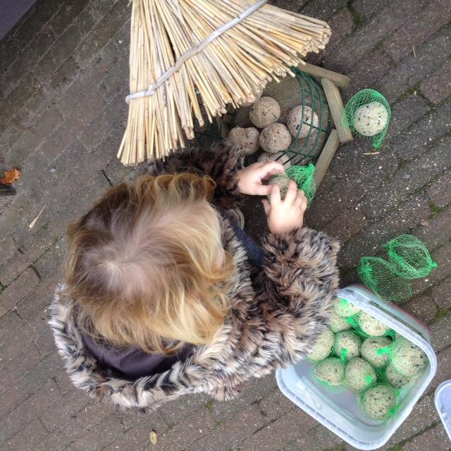 Uitzonderlijk Vogelvoer maken met peuters op 4 leuke manieren @CN78