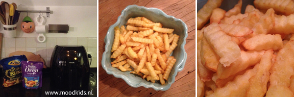 airfryer review frietjes