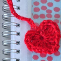 Crochet you're x-mas heart out