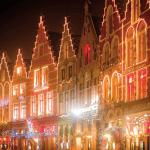 Knusse kerstsfeer, écht op z'n Vlaams