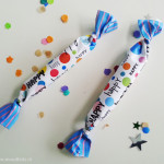 Happy New Year: party cracker maken