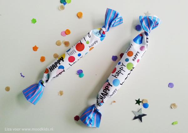 party cracker zelf maken