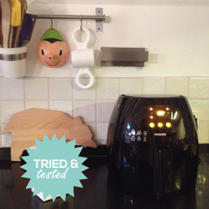 review airfryer XL philips