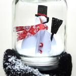 Let it Snow! Zelf sneeuwbol maken