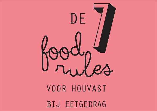 regels gezond eten