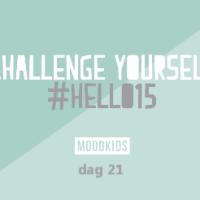 Je houding verbeteren dag 21 #hello15