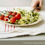 Groente pasta: courghetti #hello2015