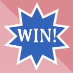 Winnaars give away