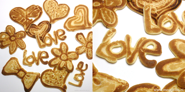 pancake art recept beslag
