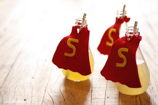 superman traktatie superheld