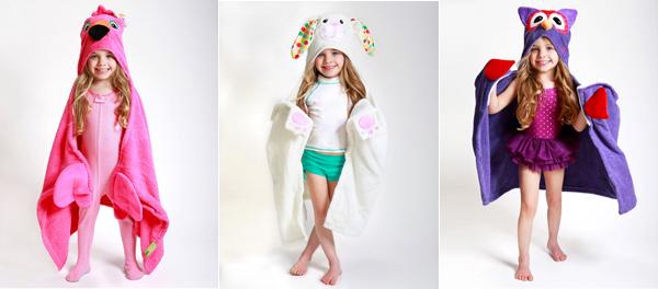 leuke badcapes kinderen meisje