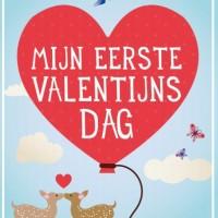 Gratis Milestones baby kaarten Valentijn