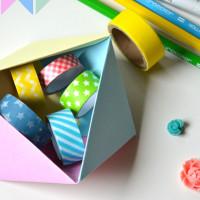 Geometrische doosjes