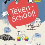 Tekenschool en andere leuke tekenboeken voor kinderen
