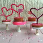 Budget-DIY – mini-etagère voor Valentijn